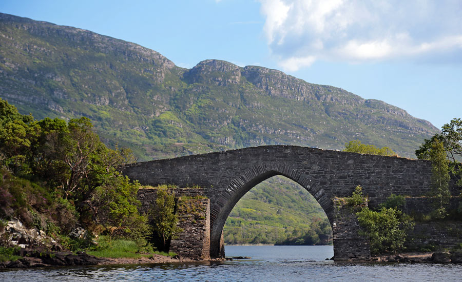 Brickeen Bridge Killarney