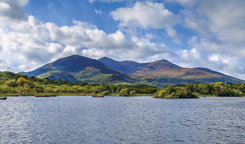 Loch Lein Killarney